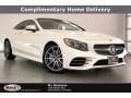 Mercedes-Benz S 560 4Matic Coupe designo Diamond White Metallic photo #1