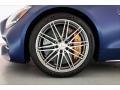 Mercedes-Benz AMG GT C Coupe designo Brilliant Blue Magno (Matte) photo #9