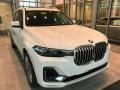 BMW X7 xDrive40i Alpine White photo #1