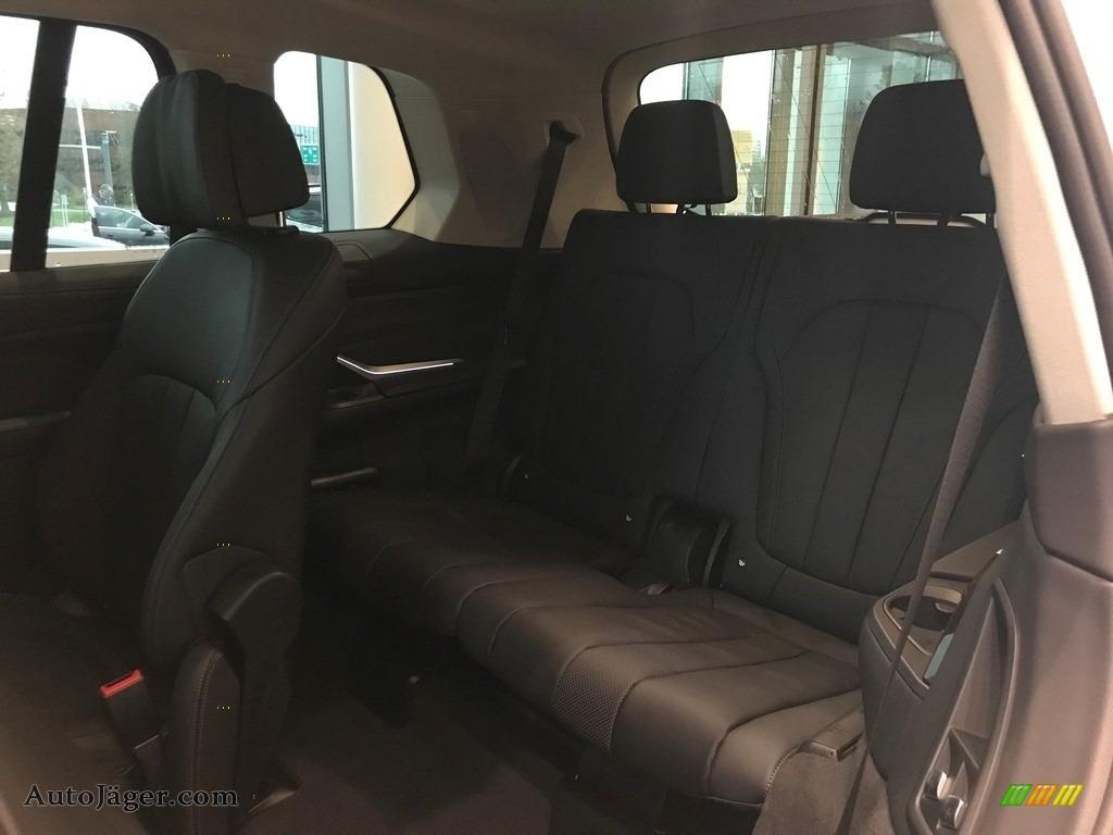 2021 X7 xDrive40i - Alpine White / Black photo #5