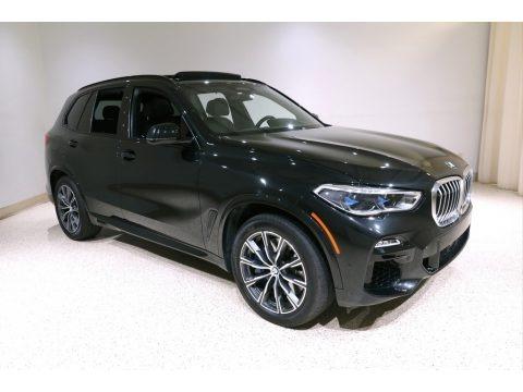 Black Sapphire Metallic 2019 BMW X5 xDrive50i
