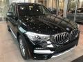BMW X3 xDrive30i Black Sapphire Metallic photo #1