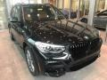 BMW X3 xDrive30i Black Sapphire Metallic photo #1