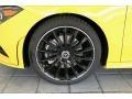 Mercedes-Benz CLA 250 Coupe Sun Yellow photo #9