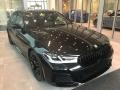 BMW 5 Series 530i xDrive Sedan Black Sapphire Metallic photo #1