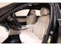 BMW 7 Series 750i xDrive Sedan Black Sapphire Metallic photo #5