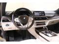 BMW 7 Series 750i xDrive Sedan Black Sapphire Metallic photo #7