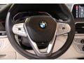 BMW 7 Series 750i xDrive Sedan Black Sapphire Metallic photo #8