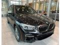 BMW X3 M40i Black Sapphire Metallic photo #1
