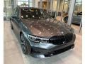BMW 3 Series 330i xDrive Sedan Mineral Gray Metallic photo #1