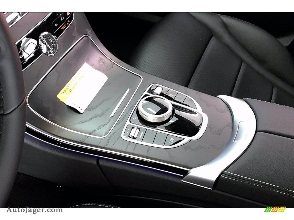 2021 C 300 Sedan - Black / Black photo #7