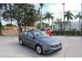 Volkswagen Jetta S Platinum Gray Metallic photo #1