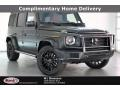 Mercedes-Benz G 550 designo Night Black Magno (Matte) photo #1