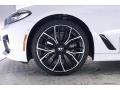 BMW 5 Series 540i Sedan Alpine White photo #13