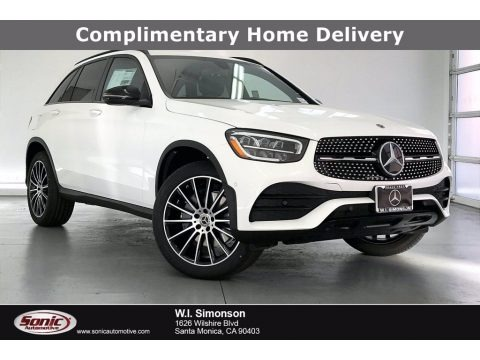 Polar White 2021 Mercedes-Benz GLC 300 4Matic