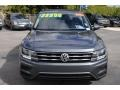 Volkswagen Tiguan SE Platinum Gray Metallic photo #3