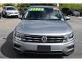 Volkswagen Tiguan SE Pyrite Silver Metallic photo #3