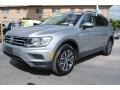 Volkswagen Tiguan SE Pyrite Silver Metallic photo #5