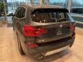 BMW X3 xDrive30i Dark Graphite Metallic photo #2