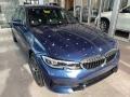 BMW 3 Series 330i xDrive Sedan Phytonic Blue Metallic photo #1