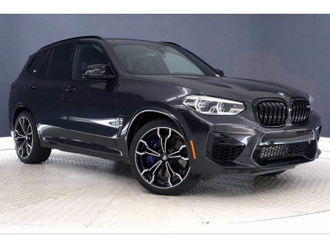 Dark Graphite Metallic 2021 BMW X3 M