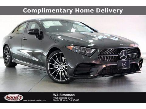 Graphite Grey Metallic 2021 Mercedes-Benz CLS 450 Coupe