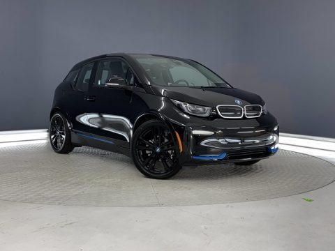 Fluid Black 2021 BMW i3