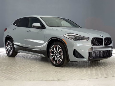 Brooklyn Gray Metallic 2021 BMW X2 sDrive28i
