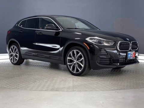 Jet Black 2021 BMW X2 sDrive28i
