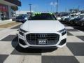 Audi Q8 55 Premium quattro Carrara White photo #2