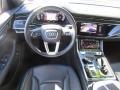 Audi Q8 55 Premium quattro Carrara White photo #15