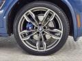 BMW X3 M40i Phytonic Blue Metallic photo #3