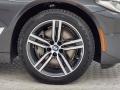 BMW 5 Series 540i Sedan Dark Graphite Metallic photo #3