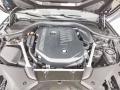 BMW 5 Series 540i Sedan Dark Graphite Metallic photo #19