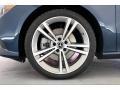 Mercedes-Benz CLA 250 Coupe Denim Blue Metallic photo #9