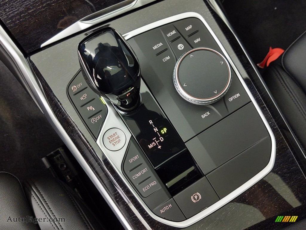 2021 4 Series 430i Coupe - Jet Black / Black photo #16