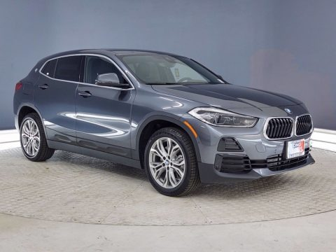 Mineral Gray Metallic 2021 BMW X2 sDrive28i