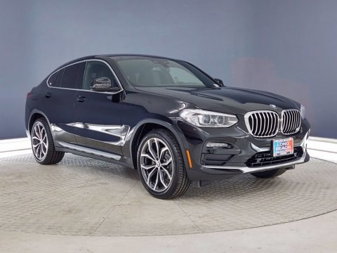 Jet Black 2021 BMW X4 xDrive30i