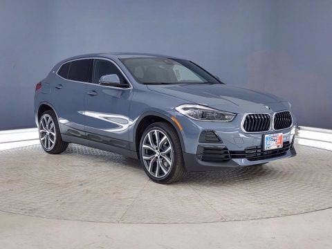 Storm Bay Metallic 2021 BMW X2 sDrive28i