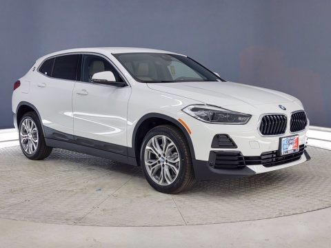 Alpine White 2021 BMW X2 sDrive28i