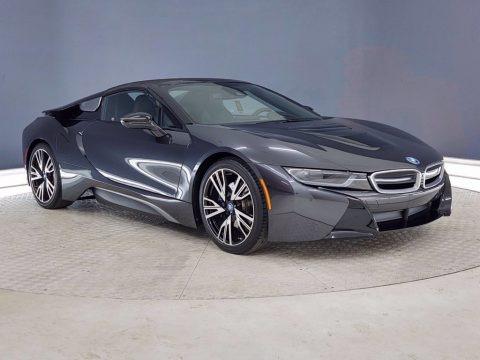 Sophisto Grey Metallic 2019 BMW i8 Roadster