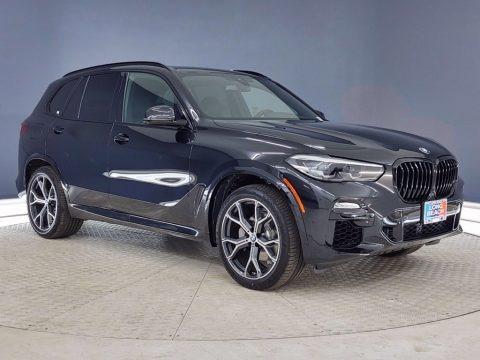 Black Sapphire Metallic 2021 BMW X5 sDrive40i
