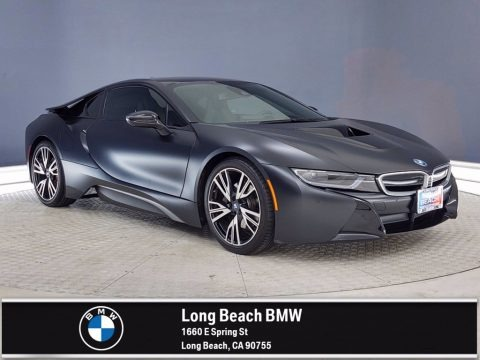 Protonic Frozen Black 2017 BMW i8