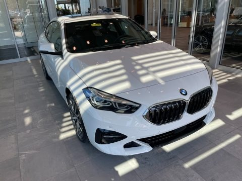 Alpine White 2021 BMW 2 Series 228i xDrive Grand Coupe
