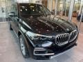 BMW X5 xDrive40i Black Sapphire Metallic photo #1