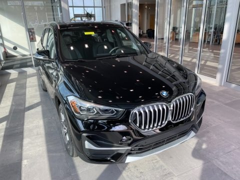 Jet Black 2021 BMW X1 xDrive28i