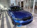BMW 3 Series 330i xDrive Sedan Portimao Blue Metallic photo #1