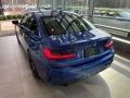 BMW 3 Series 330i xDrive Sedan Portimao Blue Metallic photo #2