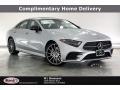 Mercedes-Benz CLS 450 Coupe Cirrus Silver Metallic photo #1