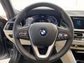 BMW 3 Series 330e Sedan Mineral Gray Metallic photo #14